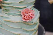 Seafoam and Pink Weddings