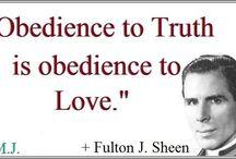 Venerable Fulton Sheen
