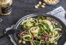 Rezepte für Salat