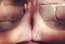 tattoos: legs