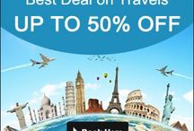 Best Travel and Hotels Coupons