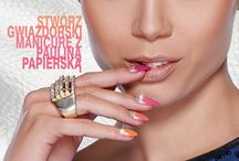 Celebrity Look / About collection of nail polishes