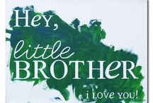 My BigLittle Brothers / by Deanna Justice