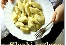 Kluski, placki, omlety
