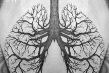 Tatuagens de pulmão