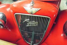 Austin Motorcar Collection / Austin Seven Collection - three cars, numerous spare parts, reference materials, and documentation