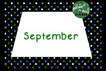 September Resources / September resources and ideas for the elementary classroom