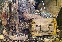Golden Age Illustrations / by sue bishop