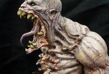 Monster Creation Inspiration