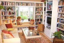 Házi könyvtárak