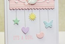 Cards, Scrapbooks, Paper Crafts / by Julie Swanson