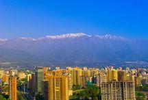 SanTiago  do Chile...