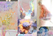 · color palettes ·