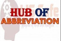 Hub of Abbreviation