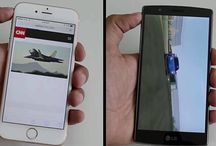 Edit description LG G4 vs iPhone 6 Speed Test, Who is the best ?