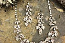 Wedding | Jewels / Diamonds, pearls, rubies...all the pretty that maketh jewels