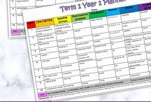 Curriculum/Planning