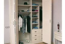 lamelová skříň