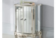 Argente Mirrored Furniture