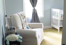FOR THE NURSERY/PLAY ROOM / by Mallory Tay