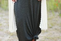 Maternity Style / Rocking the baby bump in style