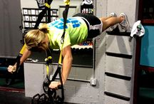 TRX SUSPENSION TRAINING / The TRX Suspension Trainer is a versatile performance training tool that is an important element in a sports conditioning program.