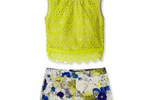 Fashion Inspirations / by Allison Hoy