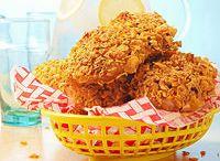 Good Eatin' -- Chicken / Finger licking goodness!