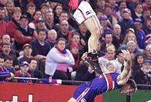 MARKS OF THE YEAR - AFL / An archive of screamers! / by AFL