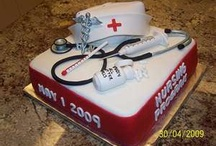 cool cakes / by Janet Granell