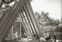 A is for Architecture / A Frame inspo
