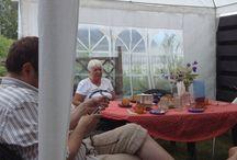 Kihlajaiset 8.7. 2012 / Minun ja rakkaan Pirjon kihlajaiset
