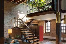 New York Warehouse  Apartment