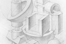 geometrik form