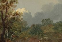 English painters - art