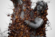 Statues and Sculptures / by Mary Ince