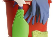 Household / Cleaning  / by Kristi Dabbert