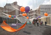 kids' spaces. / playgrounds design for the little ones