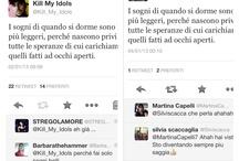 """Copioni su Twitter. / Http://twitter.com/Alessandro_Lesa  La """"raccolta copioni"""" inizia da Gennaio 2013, non oso immaginare nell'anno prima cosa sia successo."""