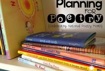 Teaching Poetry / All about poems and the great activities to go with it / by Jessica Tobin