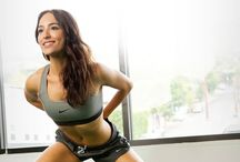Cardio work out fat burning