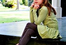 littlest fashionista! / by Robyn Bedsaul