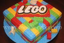 Sean's Lego party