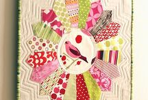 Small Quilted Things / Quilts - Small Quilted Things / by Terri Montgomery
