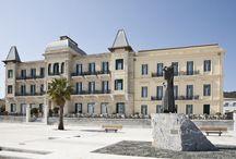 Poseidonion Grand Hotel, Spetses, Greece / The Poseidonion Grand Hotel in Spetses. For exclusive discounts book with Mediteranique www.mediteranique.com/hotels-greece/spetses/poseidonion-grand-hotel/