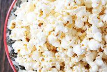 popcorn/snacks
