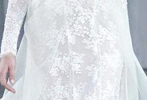 Vestidos de novia maravillosos / Vestidos que mi inspiran..Belleza en cada mm de tejido..