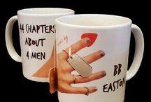 44 Chapters About 4 Men ~ BB Easton Merchandise / Official merchandise of author BB Easton and her debut novel, 44 Chapters About 4 Men.