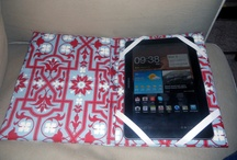 tablet case and pouch