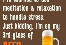 Smart Beer Humor / Best of beer humor...You don't have to be on your third drink to enjoy these.